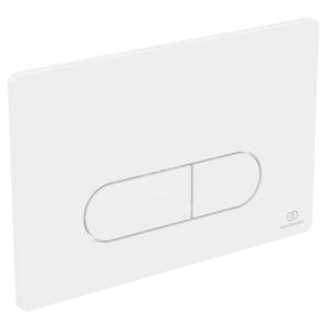 IDEAL STANDARD Oleas Ovládací tlačítko splachování Oleas M1, SmartFlush, bílá R0117AC