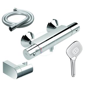 IDEAL STANDARD Sety Sprchový set s termostatem CeraTherm 50, 3 proudy, chrom Therm set2