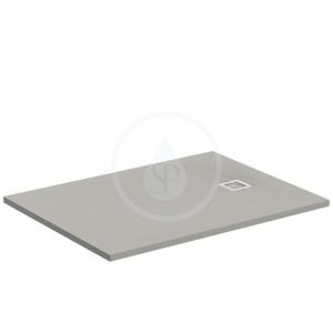 IDEAL STANDARD UltraFlat S Sprchová vanička 1400 x 700 mm, betonově šedá K8234FS