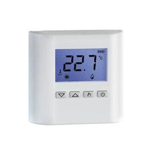 IVAR Digitální prostorový termostat 2A x1,5V; + 5° C až + 40° C *AP* TAD02B