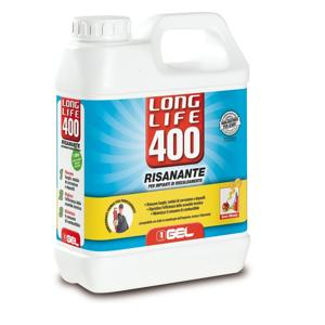 IVAR Profesionální přípravek čištění topných systémů 1%; 1l GEL.LONG LIFE 400 113.163.11