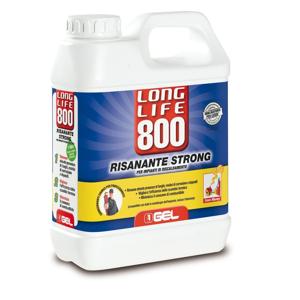 IVAR Profesionální přípravek čištění topných systémů 1%; 1l GEL.LONG LIFE 800 113.165.61