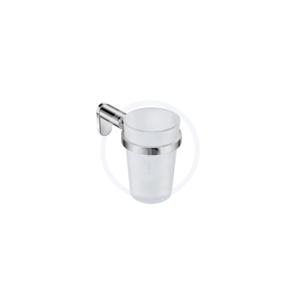 JIKA Basic Držák s pohárkem, chrom H3823A10040001