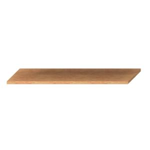 JIKA Cubito-N umyvadlová deska DUB 1600x470x36 bez otvoru, řezatelná 1281-1600 H46J4210105191 H46J4210105191