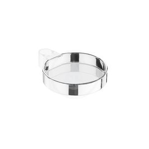 JIKA Cubito Pure Mýdlenka pro sprchovou tyč, chrom H3641X00048111