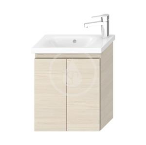 JIKA Mio Skříňka pod asymetrické umývátko, jasan H40J7112003421
