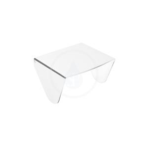 JIKA Pure Držák toaletního papíru s krytem, chrom H3843B20040001
