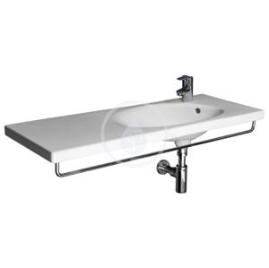 JIKA Tigo Čelní držák ručníku pro umyvadlo, 940 mm, nerez H3812150040001
