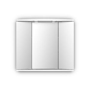 JOKEY Funa LED bílá zrcadlová skříňka MDF 111913320-0110 111913320-0110