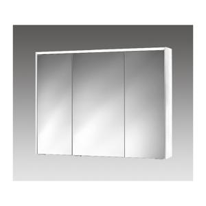 JOKEY KHX 100 dřevěný dekor-bílá zrcadlová skříňka MDF 251013020-0111 251013020-0111