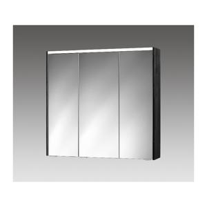 JOKEY KHX 80 dřevěný dekor-tmavý zrcadlová skříňka MDF 251013320-0960 251013320-0960