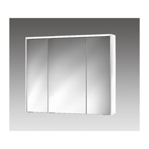 JOKEY KHX 90 dřevěný dekor-bílá zrcadlová skříňka MDF 251013120-0111 251013120-0111