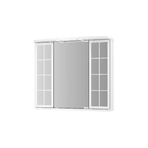 JOKEY Landhaus Binz bílá zrcadlová skříňka MDF 111913720-0110 111913720-0110