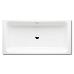 Kaldewei BASSINO 144-5, 2000x1000x355 mm, s polystyrénovým nosičem, čelním a levým bočním panelem, bílá 144 254049030001 254049030001