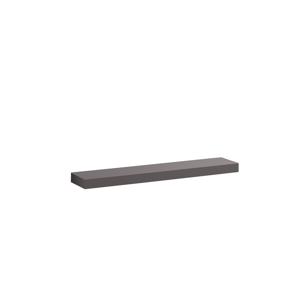 Geberit Icon Nástěnná polička 90cm H=5cm /16.5cm vysoký lesk / Platinová 840992000 840992000