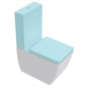 KERASAN EGO WC kombi mísa 36x43x60cm, spodní/zadní odpad 321701