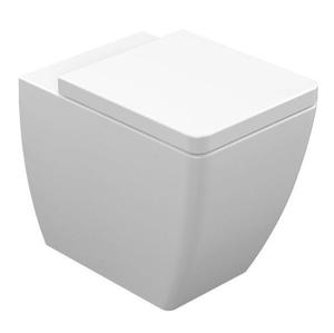 KERASAN EGO WC mísa 36x43x53cm, spodní/zadní odpad 321601