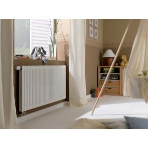 Kermi radiátor Profil bílá V11 600 x 600 Levý FTV110600601L1K