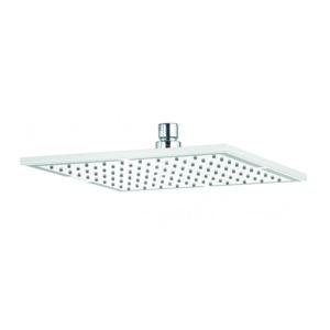 KLUDI A-Qa Horní sprcha, 250x250 mm, bílá 6442591-00