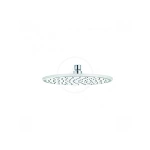 KLUDI A-Qa Horní sprcha 250, 1 proud, bílá/chrom 6432591-00