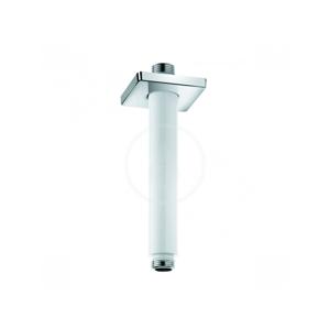 KLUDI A-Qa Sprchové rameno stropní, 150 mm, bílá 6653591-00