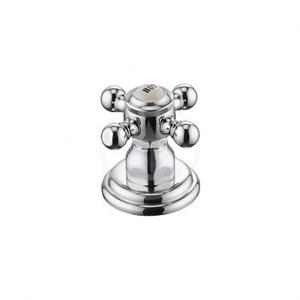 KLUDI Adlon Stojánkový ventil, chrom 518180520