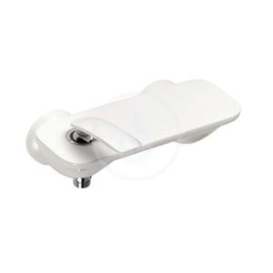 KLUDI Balance Páková sprchová baterie, bílá/chrom 527109175