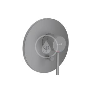 KLUDI Bozz Baterie pod omítku pro 2 spotřebiče, černá mat 386503976