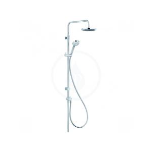 KLUDI Logo Dual Shower System, sprchová souprava, chrom 6809305-00