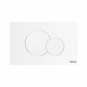 Kolo ECLIPSE 2 bílá ovládací deska (tlačítko k modulu Technic GT) 94150001 94150001