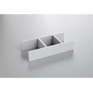 KOLO rozdělovač do zásuvek b 32x7x15cm světle šedý 501010000