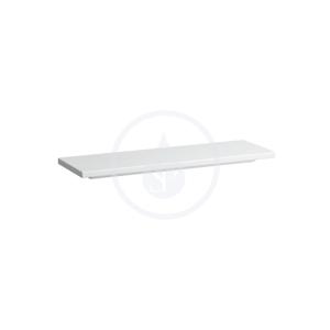 Laufen Palace Keramická polička, 1200 mm řezáno na pravé straně, bílá H8704340007101