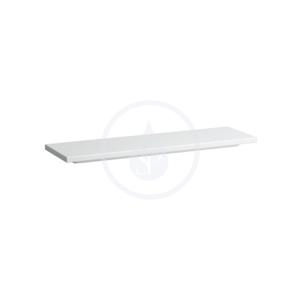 Laufen Palace Keramická polička, 1300 mm řezáno na pravé straně, bílá H8704350007101