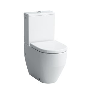 Laufen Pro WC kombi mísa, 650x360 mm, s LCC, bílá H8259524000001