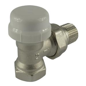 """MEREO Ventil termostatický rohový, 1/2"""" PR8065"""