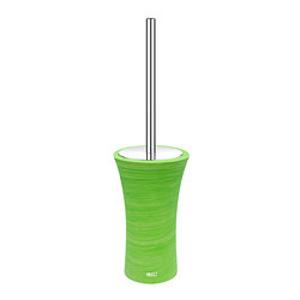 NIMCO ATRI stojánkový WC kartáč AT 5094-70 barva zelená AT 5094-70