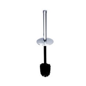 Nimco náhradní WC kartáč s krytkou (koncovka černá) pro 1094W a 1094PA 1178W-26 1178W-26