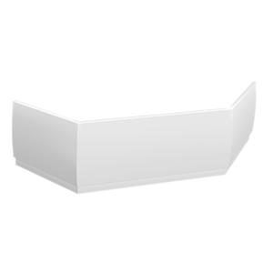 POLYSAN FLOSS obkladový panel čelní, bílá (08813) 98813
