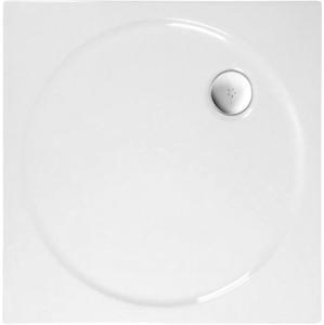 POLYSAN TOSCA sprchová vanička, čtverec 90x90x4cm, bílá 53111