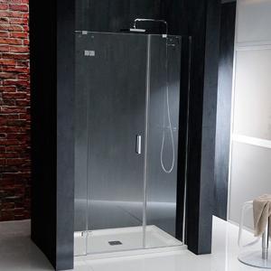 POLYSAN VITRA LINE sprchové dveře 1200mm, levé, čiré sklo BN3015L