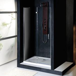 POLYSAN VITRA LINE sprchové dveře 800mm, levé, čiré sklo BN2715L