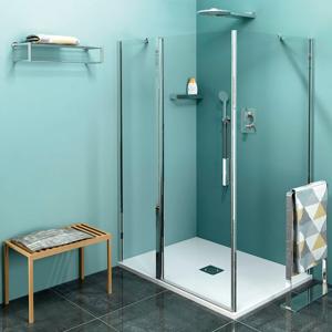 POLYSAN Zoom Line obdélníkový sprchový kout 1100x900mm L/P varianta ZL1311ZL3290