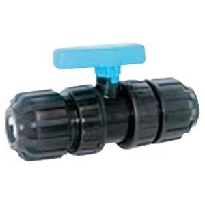 PROFI SPOJKY PP-S ventil kulový O-O 50 matka/matka PN16 32VSI16G050 32VSI16G050
