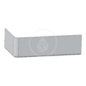 RAVAK 10° Čelní panel 170 P, pravý, bílá CZ82100A00