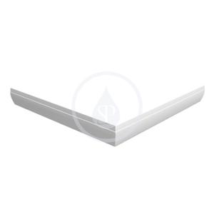 RAVAK Perseus Čelní panel SET L, pro vaničku 900x900 mm, bílá A827701010