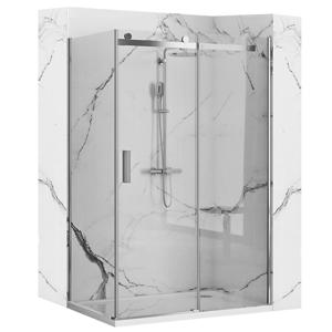 REA/SET Sprchový kout Nixon 100x150 PRAVÝ KPL-00437P