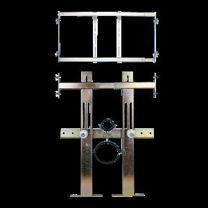 SANELA Senzor nosný rám SLR 03N (sádrokarton-závěsné WC) SL 08031 SL 08031