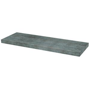 SAPHO AVICE deska 110x39cm, aquamarine AV1116