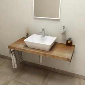 SAPHO AVICE deska 70x50cm, old wood AV078
