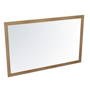 SAPHO LARITA zrcadlo 1200x750x20mm, dub natural LA126